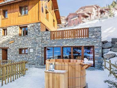 Rental Thyon : Chalet Mountain Star winter