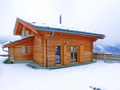 Location Chalet Ourson Blanc