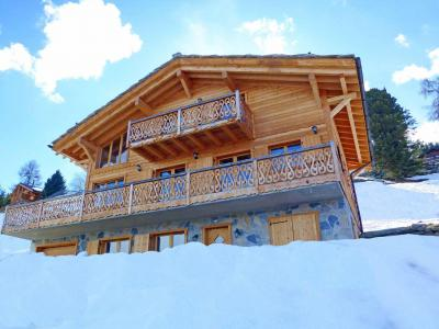 Rental Thyon : Chalet Perle des Collons winter