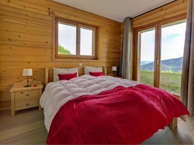 Location au ski Chalet Perle des Collons - Thyon - Chambre