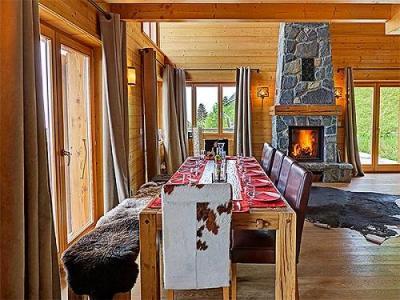 Location au ski Chalet Perle Des Collons - Thyon - Salle d'eau