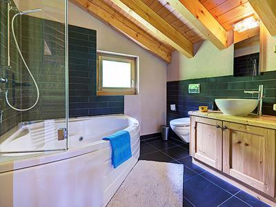 Location au ski Chalet Perle des Collons - Thyon - Salle de bains