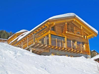 Location Thyon : Chalet Sur Piste hiver