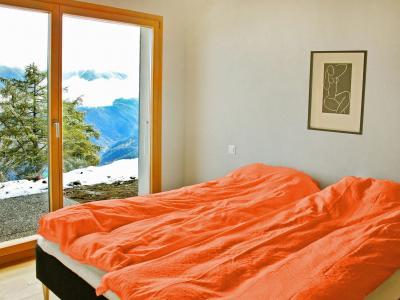 Rent in ski resort Chalet Sur Piste - Thyon - Bedroom