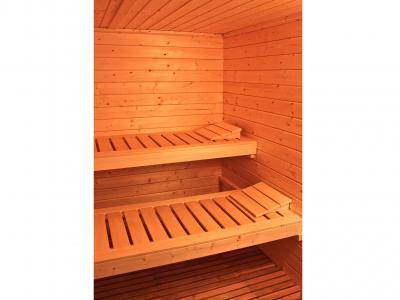 Rent in ski resort Chalet Sur Piste - Thyon - Sauna