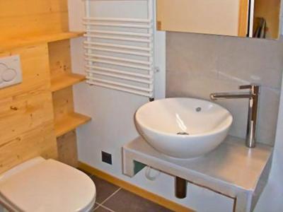 Rent in ski resort Chalet Sur Piste - Thyon - Separated WC