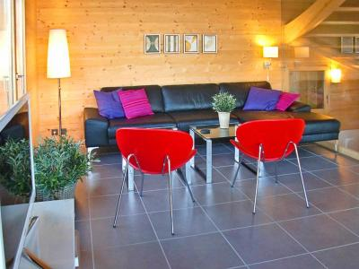 Rent in ski resort Chalet Sur Piste - Thyon - Settee
