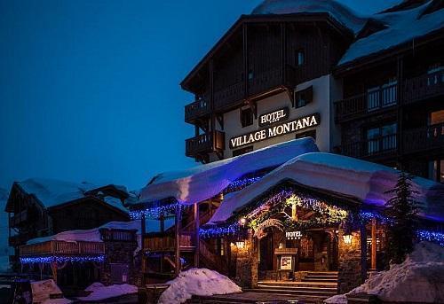 Ski tout compris Hotel Village Montana