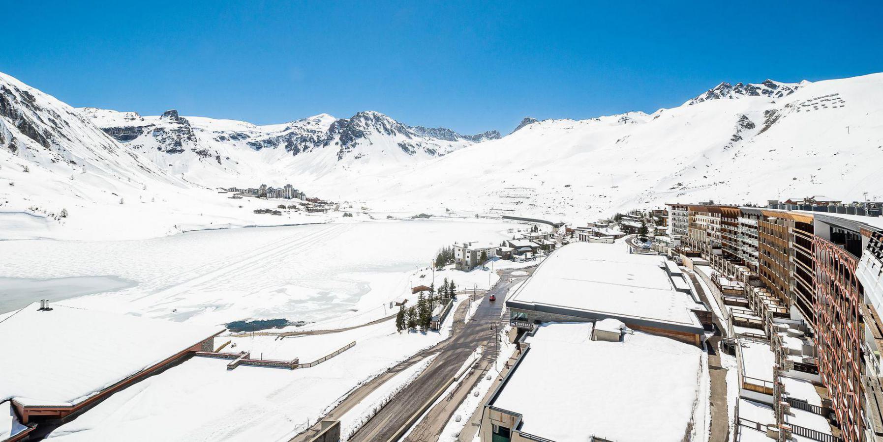 Station De Ski Tignes - Alpes Du Nord - Savoie