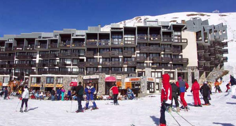 Location au ski Residence Haut Du Val Claret - Tignes