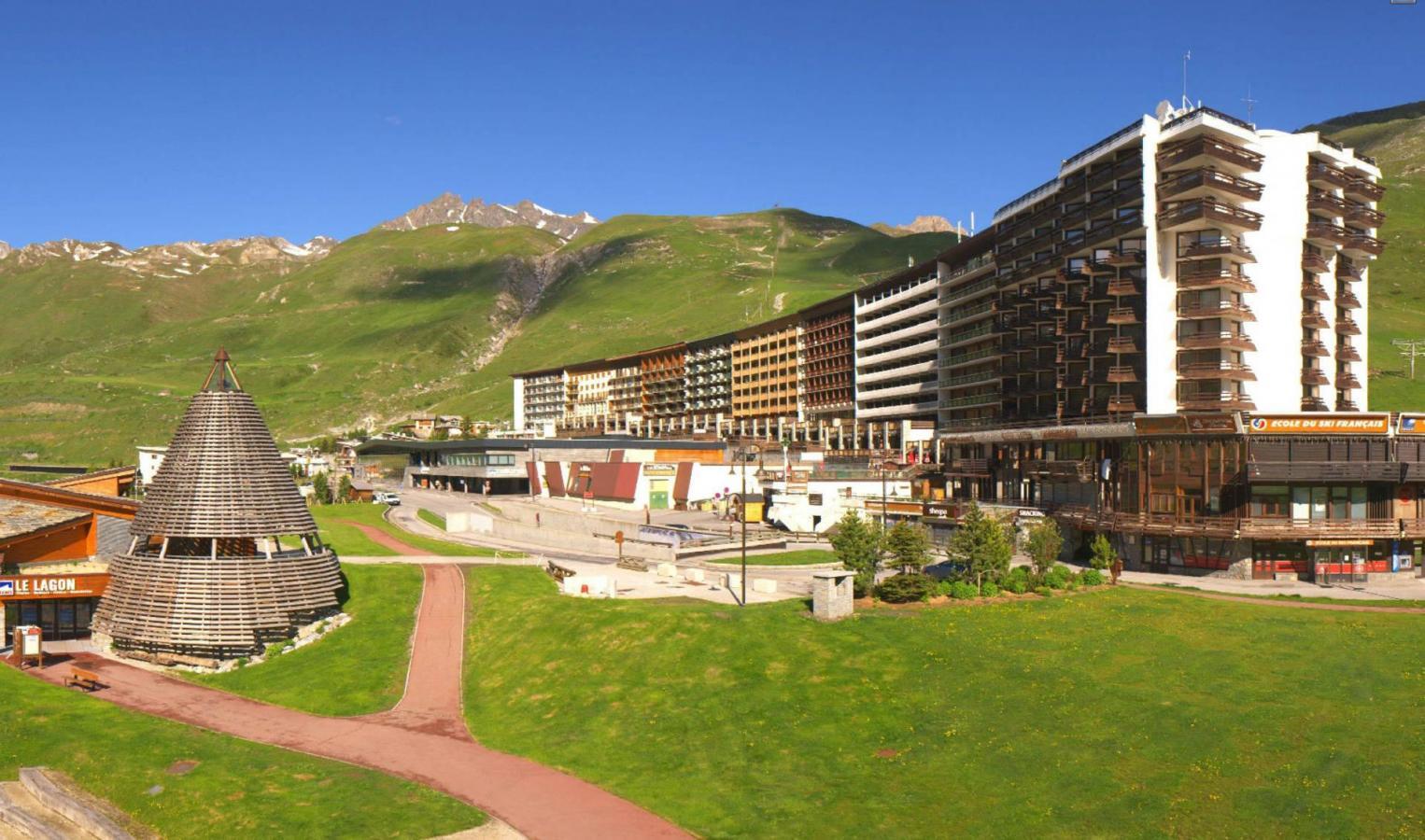 Location au ski Residence Les Cimes - Tignes