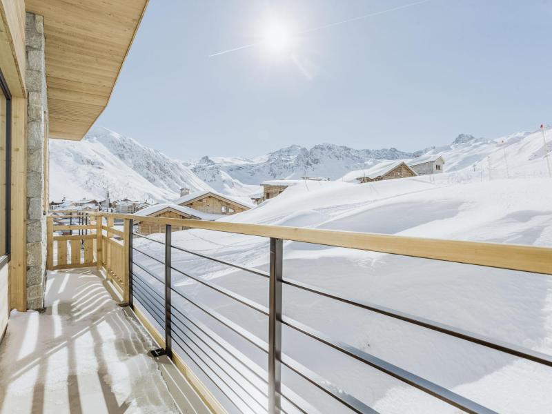 Location au ski Appartement 2 pièces 6 personnes (1) - Altitude 2100 - Tignes