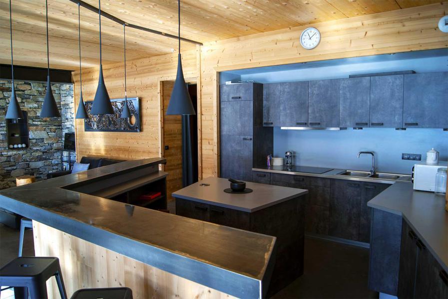 Location au ski Chalet Alpinium 1 - Tignes - Cuisine