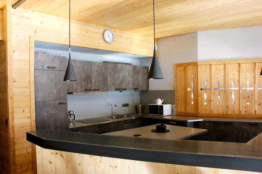 Rent in ski resort Chalet Alpinium 1 - Tignes - Kitchen
