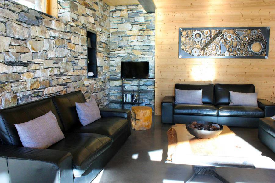 Rent in ski resort Chalet Alpinium 1 - Tignes - Settee