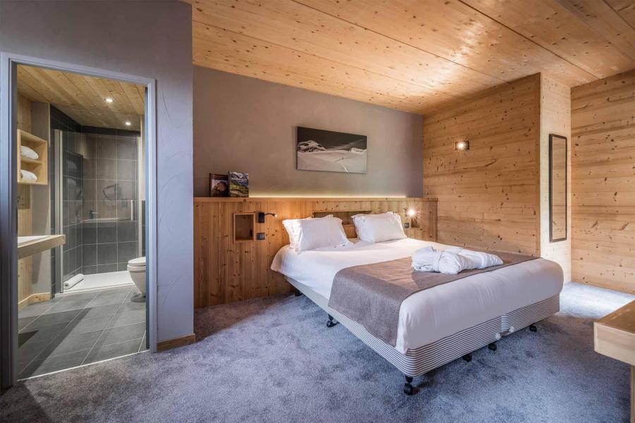 Location au ski Chalet Alpinium 2 - Tignes - Chambre
