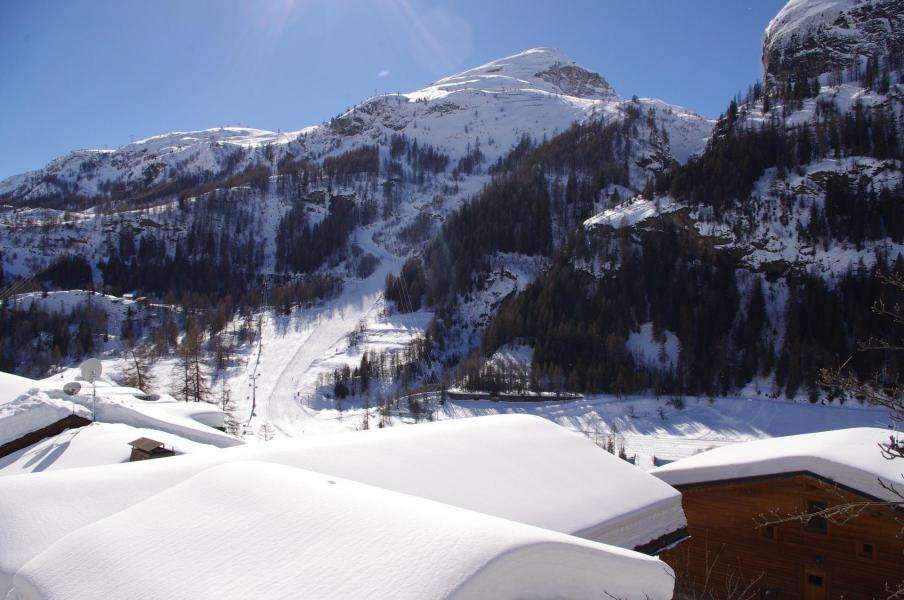 Skiverleih Chalet Aspen - Tignes - Draußen im Winter