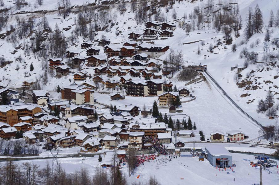 Skiverleih Chalet Aspen - Tignes - Plan