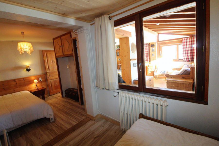 Skiverleih 3-Zimmer-Appartment für 6 Personen (3CH) - Chalet Bobech - Tignes - Schlafzimmer