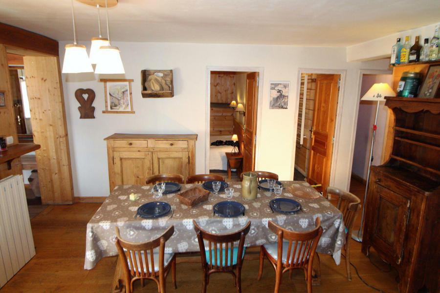 Skiverleih 3-Zimmer-Appartment für 6 Personen (3CH) - Chalet Bobech - Tignes - Wohnzimmer