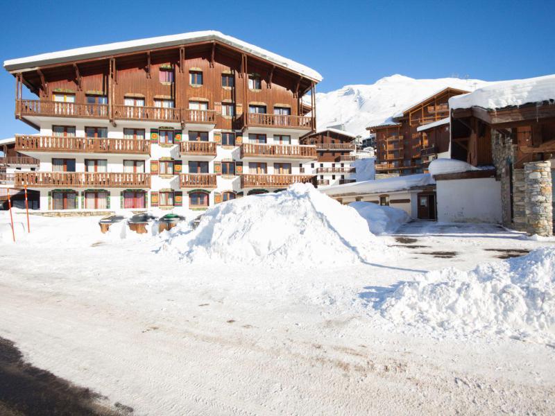 Location au ski Studio coin montagne 3 personnes (1) - Chalet Club - Tignes