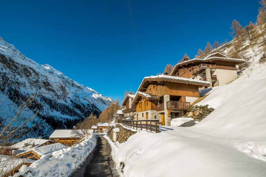 Location au ski Chalet Crystal Ridge - Tignes