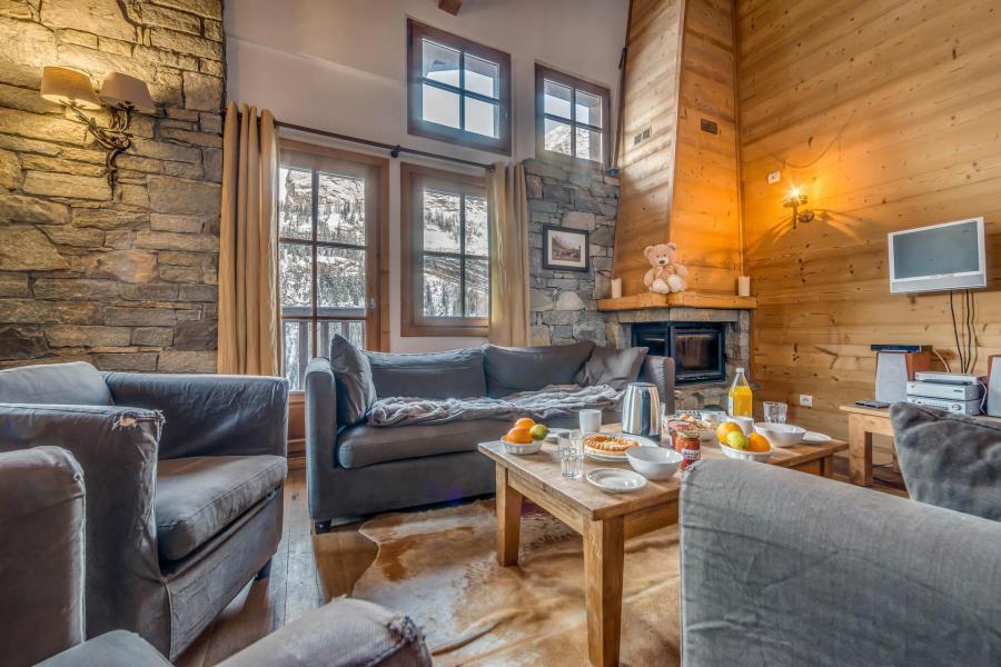 Location au ski Chalet Crystal Ridge - Tignes - Séjour