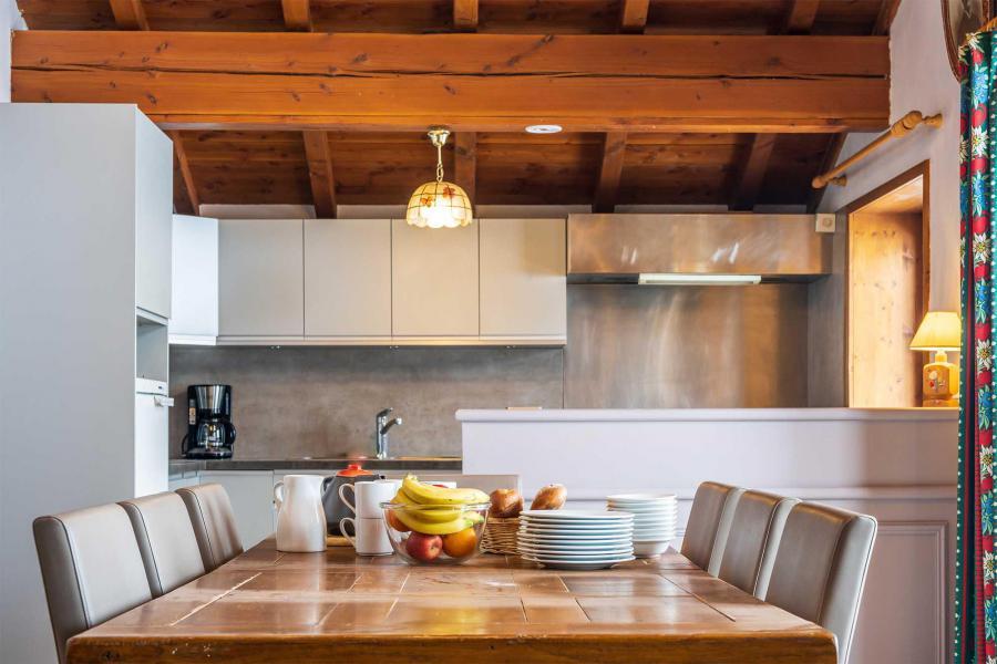 Location au ski Chalet Isabelle - Tignes - Appartement