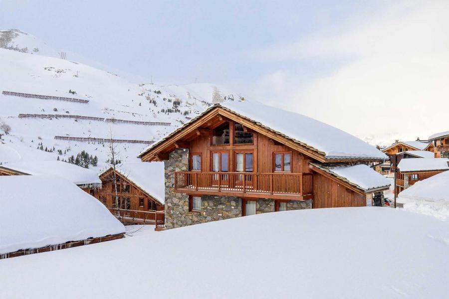 Location au ski Chalet Isabelle - Tignes - Extérieur hiver