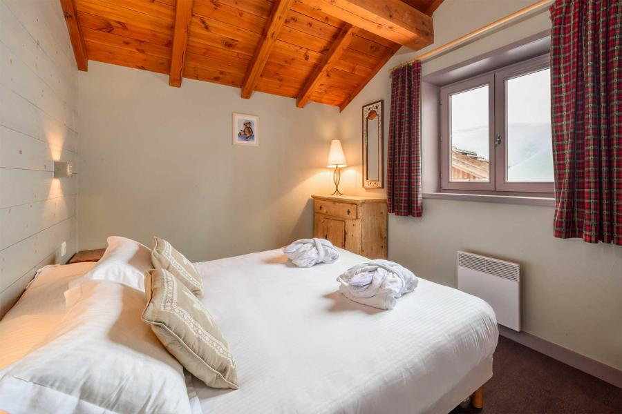 Location au ski Chalet Isabelle - Tignes - Chambre mansardée