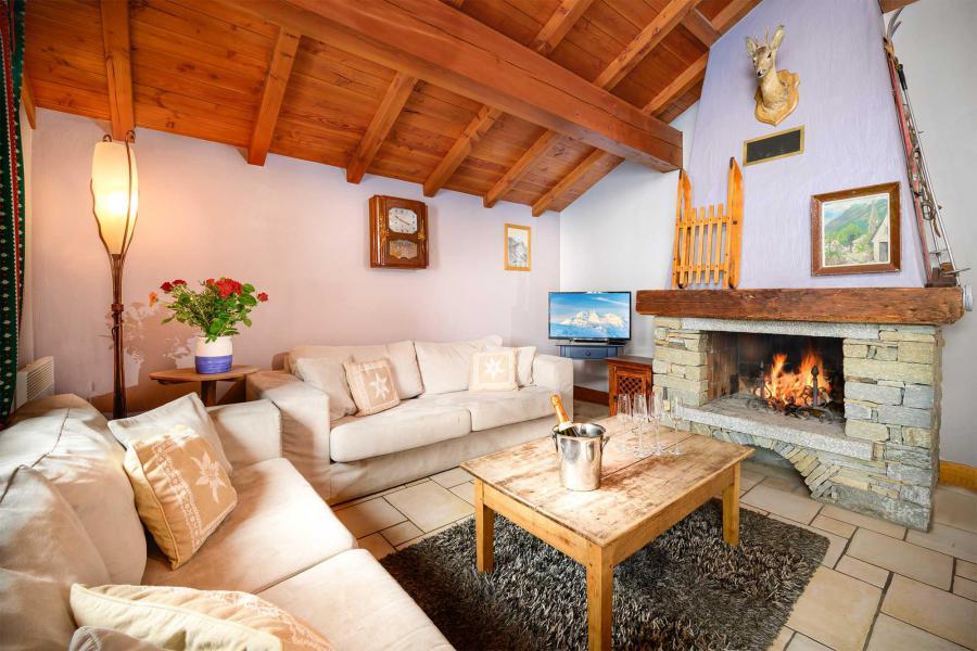 Location au ski Chalet Isabelle - Tignes - Séjour