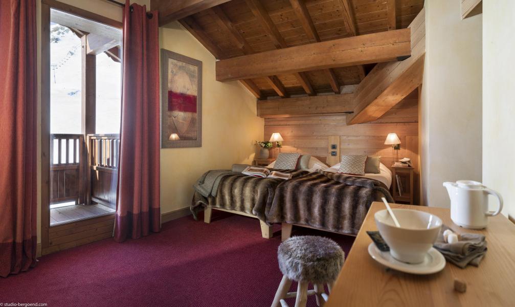 Аренда на лыжном курорте Chalet les Airelles - Tignes - Комната