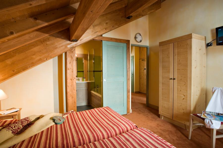 Skiverleih Chalet les Airelles - Tignes - Schlafzimmer
