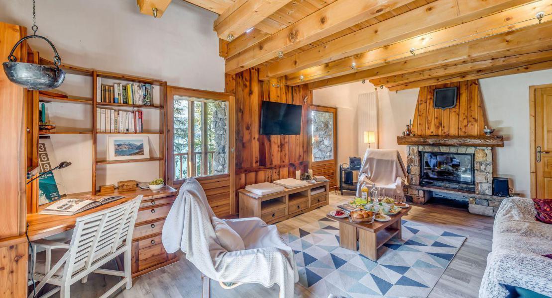 Location au ski Chalet 4 pièces 10 personnes (CH) - Chalet les Racines - Tignes - Appartement