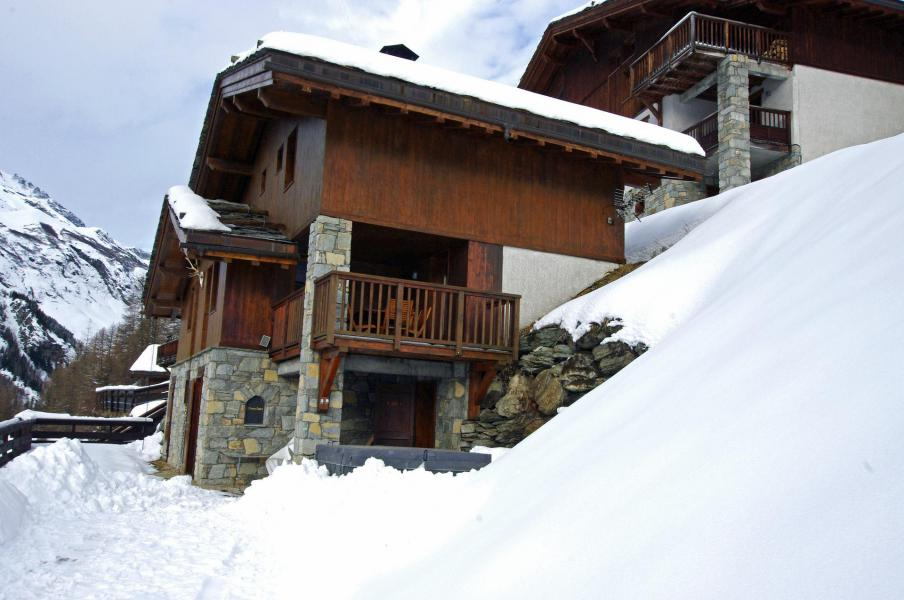 Chalet Chalet Steam Boat Iskis - Tignes - Northern Alps