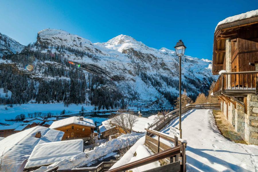 Wakacje w górach Chalet Whistler - Tignes - Zima na zewnątrz