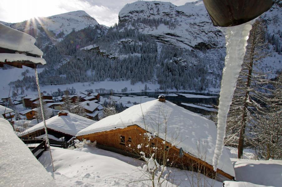 Wakacje w górach Chalet Zanskar - Tignes - Zima na zewnątrz