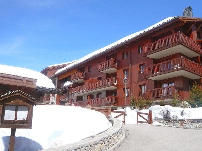 Vakantie in de bergen Appartement 4 kamers 8 personen (1) - Ecrin des Neiges - Tignes - Buiten winter