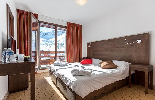 Hotel club belambra tignes diva tignes location vacances - Hotel diva tignes ...