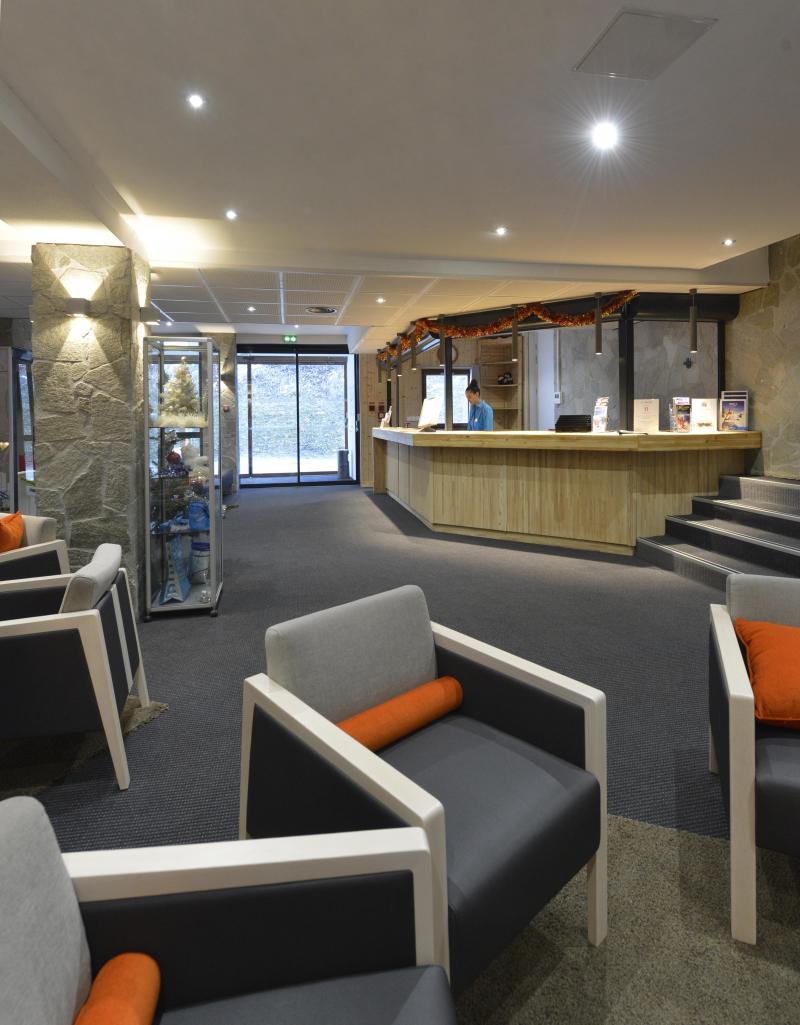 Location au ski Hôtel Club MMV les Brévières - Tignes - Réception