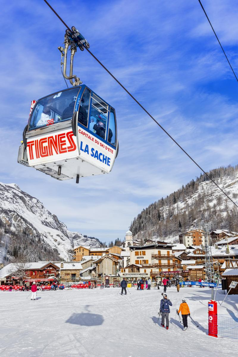 Location au ski Hôtel Club MMV les Brévières - Tignes - Extérieur hiver
