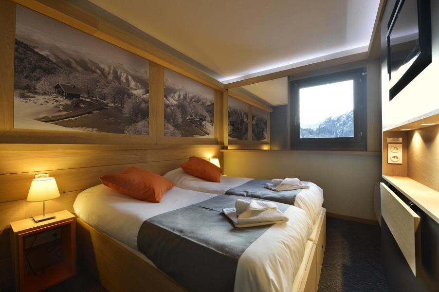 Location au ski Hôtel Club MMV les Brévières - Tignes - Chambre
