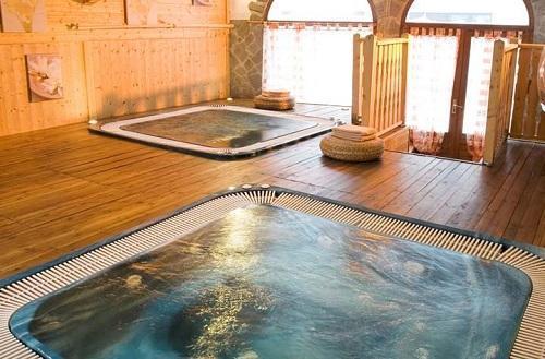 Location au ski Hotel Club Mmv Les Brevieres - Tignes - Jacuzzi