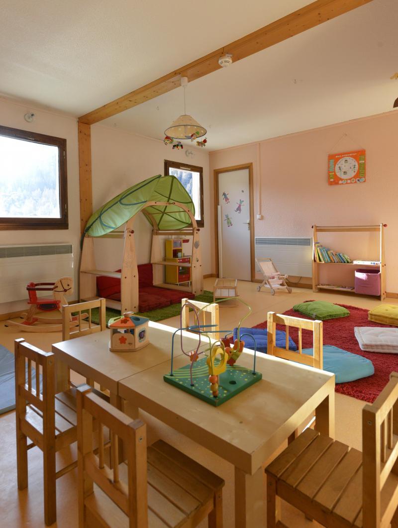 Location au ski Hôtel Club MMV les Brévières - Tignes - Jeux