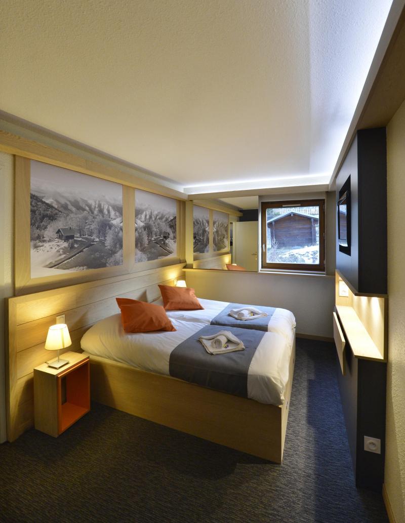 Location au ski Hôtel Club MMV les Brévières - Tignes - Lit double