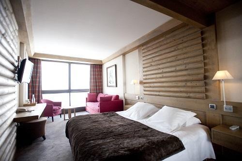 Soggiorno sugli sci Hôtel le Ski d'Or - Tignes - Letto matrimoniale