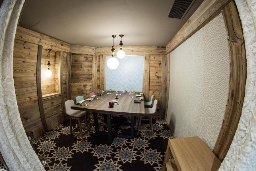 Location au ski Hôtel les Suites du Montana - Tignes - Intérieur