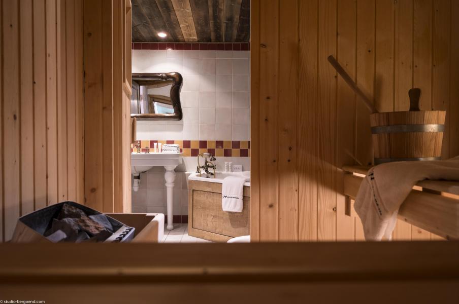 Soggiorno sugli sci Hôtel les Suites du Montana - Tignes - Bagno