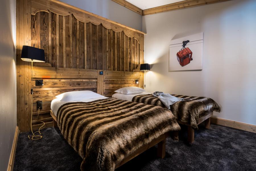 Location au ski Hôtel les Suites du Montana - Tignes - Chambre