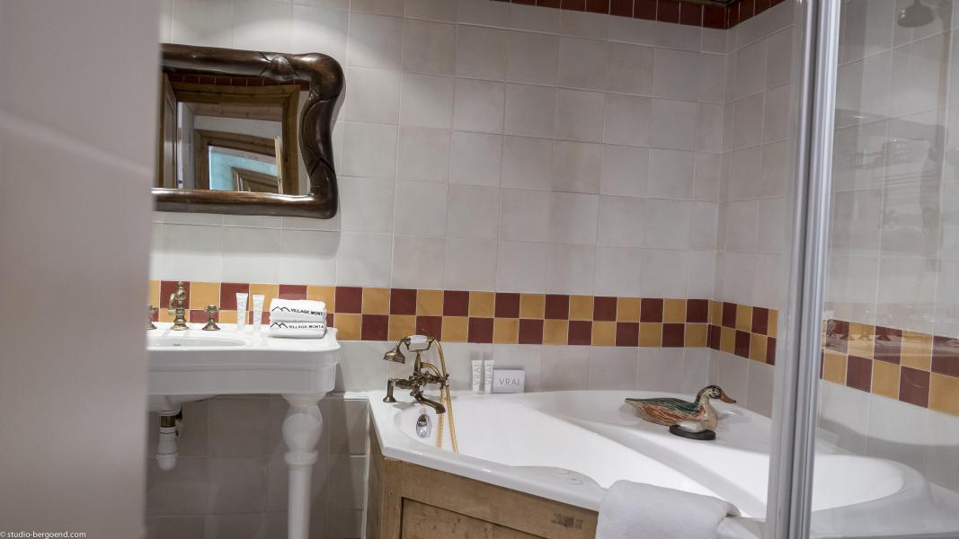Location au ski Hôtel les Suites du Montana - Tignes - Salle de bains